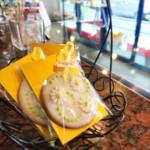 季節のフラワーアイシングクッキー