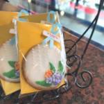 紫陽花のクッキー