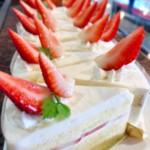 王道ケーキ! スーパー ショートケーキ