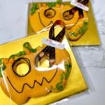毎年好評のハロウィンクッキー登場です!